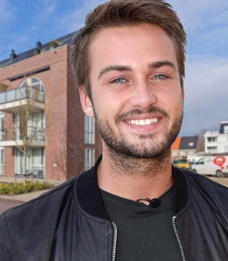 Dave Roelvink telt ruim twee ton neer voor flatje Landsmeer