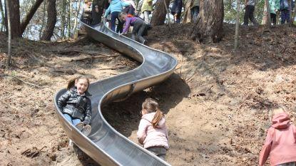 Na Wonderbos en Vossenhol nu ook de Slierberg om te spelen in de Duinbossen