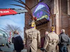 Beekse toren klaar voor carnaval