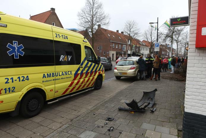 Ongeluk in Schijndel