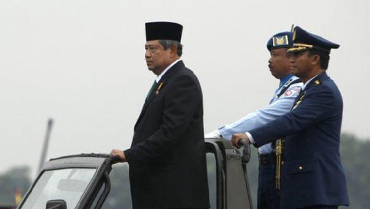 Yudhoyono Beeld reuters