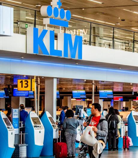 Nieuwe cao KLM-grondpersoneel: lagere werkdruk en 2,5 procent meer loon