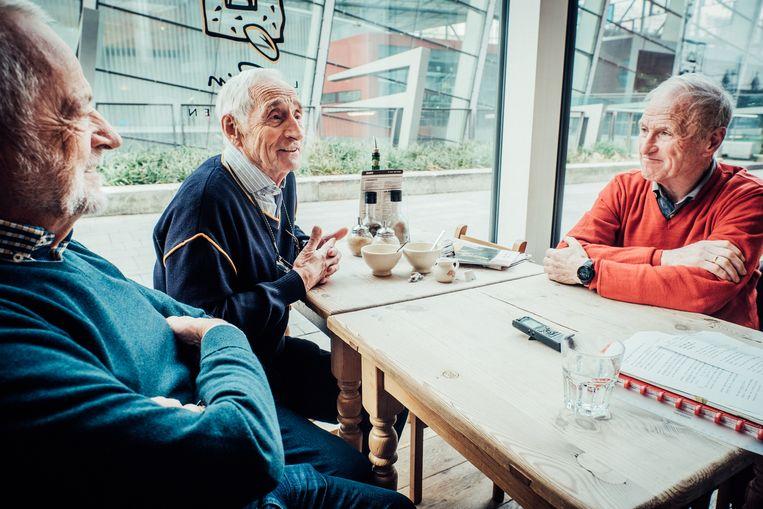recordbrekers tachtigers Henri Lenoir Wim Waes Herman De Ridder publicatie 28/01/2020 Vandaag over een jaar Beeld Wouter Van Vaerenbergh Humo 2020