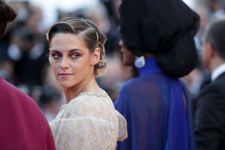 Kristen Stewart op het filmfestival van Cannes 2018.