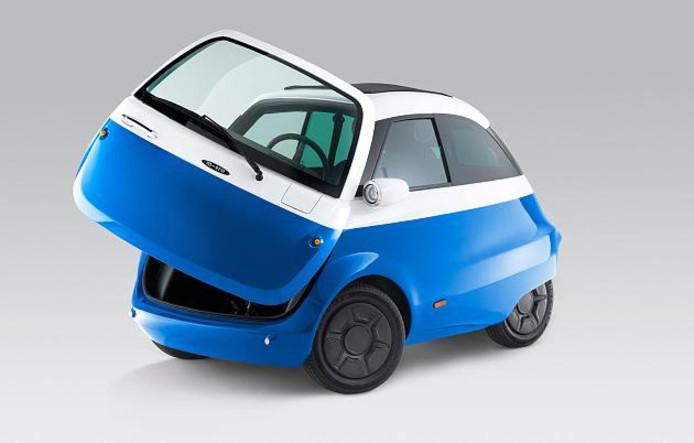 De Isetta reïncarneert dit najaar als de elektrische Isetta.