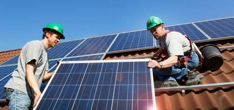 Berkelland roeit tegen stroom in bij afname van groene energie