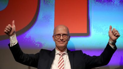 Rood-groene coalitie behoudt meerderheid in Hamburg volgens prognose