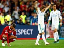 Real Madrid domineert CL-verkiezing UEFA