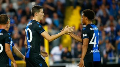 Club Brugge treft Dynamo Kiev in derde voorronde Champions League