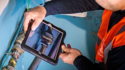 Water-Link precies halfweg bij uitrol 200.000 digitale watermeters