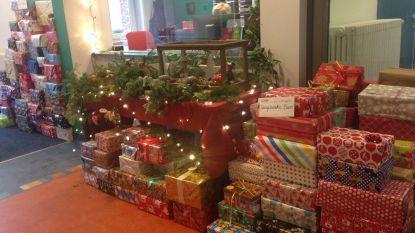 CAW vult schoendozen voor mensen die anders geen kerstgeschenk zouden krijgen