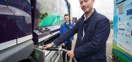 Breda opent eerste tankstation voor waterstof voor vuilniswagens
