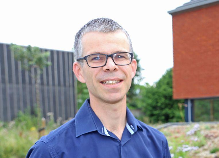 Fractieleider Edward Van Keer van Groen