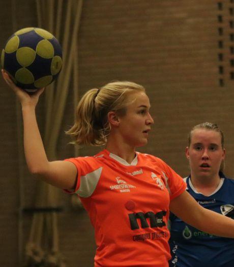 Korfbalster Anne Mulder van Sparta Nijkerk stopt vanwege haar studie