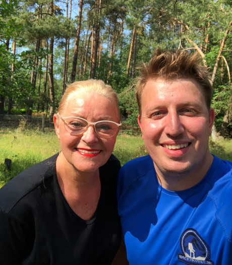Clemens Disch uit Oirschot traint kandidaten Expeditie Robinson: 'Toen ik Corry die knoop zag leggen was ik apetrots'