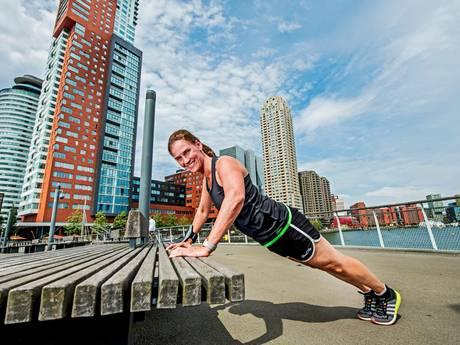 Met nieuwe app verandert stad in één groot sportterrein