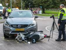 Twee gewonden bij scooterongeluk op Urk