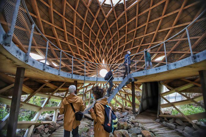 Vogelobservatorium Tij in Stellendam gaat deze maand weer open voor publiek. Tij was vanwege corona sinds maart gesloten.