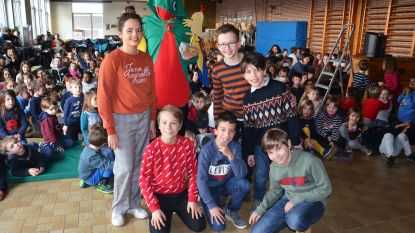 Basisschool start opvallend antipest-project: 'Gala van de Gouden Isa'