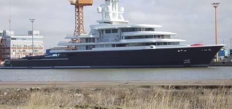 Russische miljardair moet superjacht van 400 miljoen euro afstaan aan ex-vrouw
