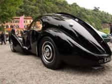 Schatzoekers speuren wereldwijd naar duurste klassieke auto ooit