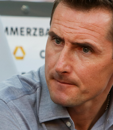 Klose wil als 'stagiair' bij Mannschaft ook naar WK in Rusland