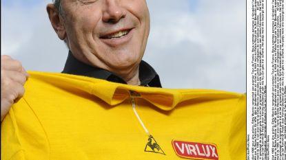 KOERS valt wereldrecord aan: meeste gele truien op een fiets op één locatie