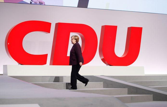 Na 16 jaar neemt Angela Merkel eind 2021 afscheid als bondskanselier.