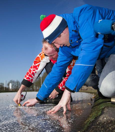 IJsmeesters door aanhoudende kou optimistisch over eerste marathon