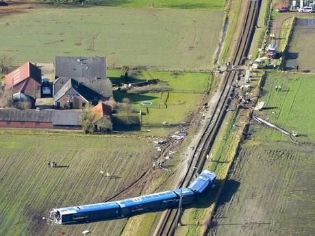 Veroorzaker treinongeval Dalfsen veroordeeld tot 100 uur taakstraf