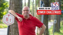 """Na zelf 40 kg te zijn afgevallen wil Sven Ornelis ons allemaal verslaafd maken: """"Wandelen is de ultieme me-time"""""""