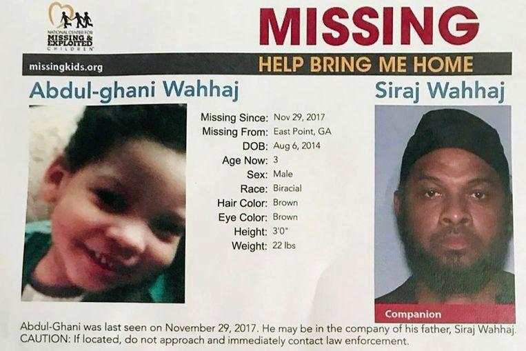 Het jongetje Abdul-ghani Wahhaj was vermist waarop de politie een raid uitvoerde op een compound in New Mexico