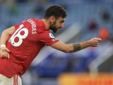 """Nouveau record pour Bruno Fernandes en Premier League: """"Très heureux d'écrire l'histoire"""""""