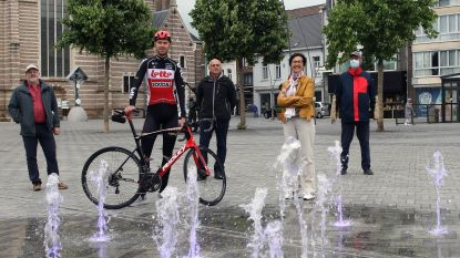 Geelse wielerprof Frederik Frison en Beweging.net lanceren fotozoektocht: ontdek alle 12 deeldorpen van Geel