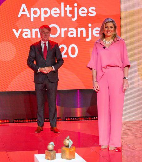 Appeltjes van Oranje naar Haarlem, Amersfoort en Amsterdam