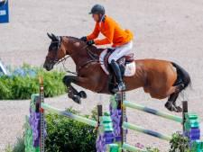 Ruiters vijfde in landenwedstrijd, Houtzager zestiende individueel