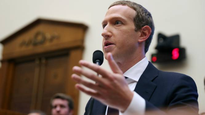 Bitcoin omlaag in afwachting van hoorzitting Mark Zuckerberg over libra