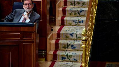 Dagen Spaans premier Rajoy lijken geteld: oppositie organiseert zich om hem af te zetten