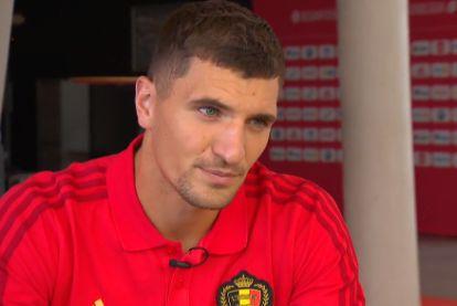 """Thomas Meunier maakt zich zorgen: """"Voel dat ik niet meer in plannen van PSG pas"""""""