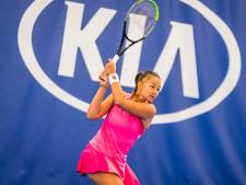 Lesley Pattinama-Kerkhove als kampioen naar Australian Open in Dubai...
