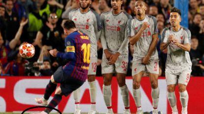 """Sportwetenschapper verklaart geheim achter vrije trappen van Lionel Messi: """"Alsof je door je enkel gaat"""""""
