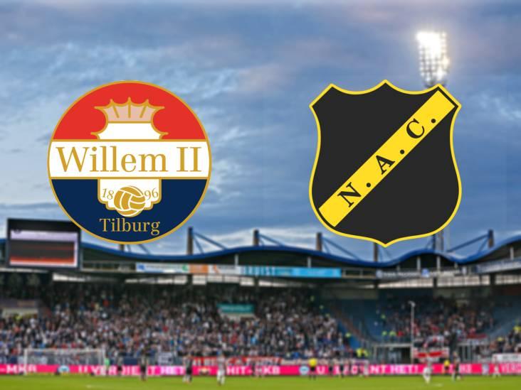 LIVE | Willem II met Tapia en Kristinsson tegen NAC