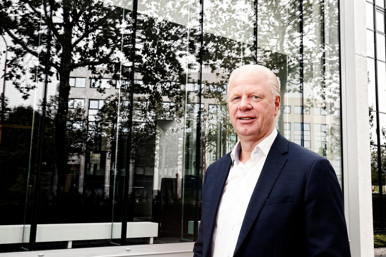 AD columnist en trainer John van Loen.