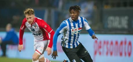 Sterke eerste helft net voldoende voor FC Eindhoven tegen FC Emmen: 2-1