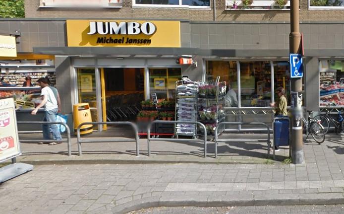 De Jumbo aan de Rosendaalseweg.