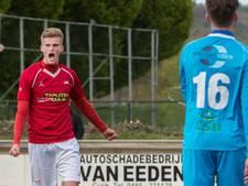 JVC-spits Van der Laan heeft clubs voor het uitkiezen