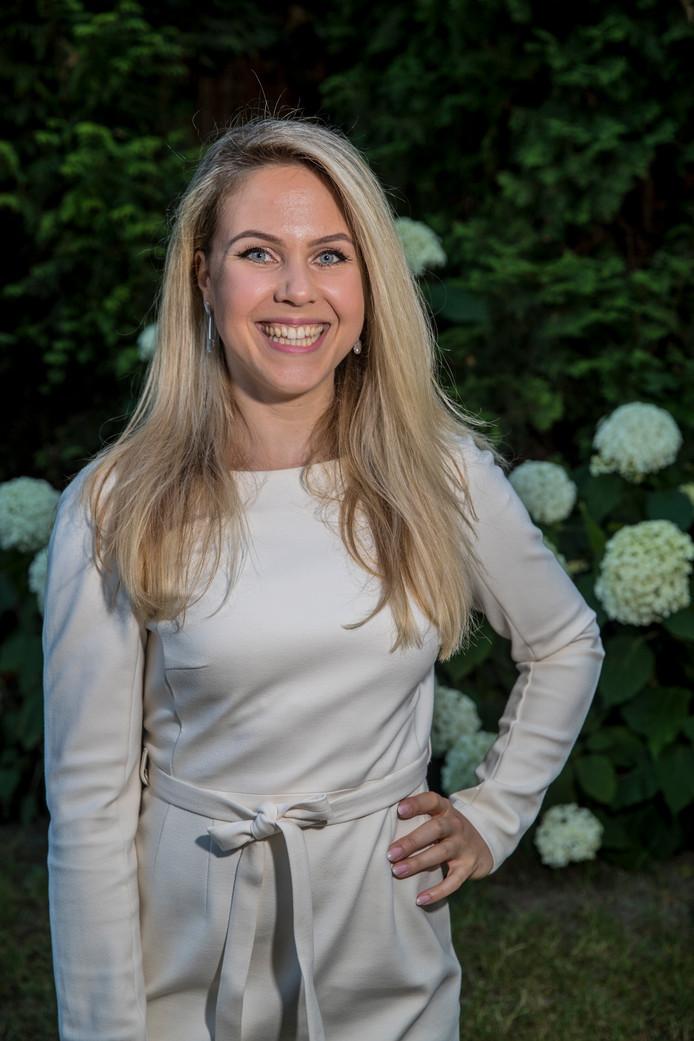 Tamara Kipp (VVD Apeldoorn).