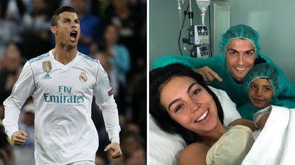 """Ronaldo wil blijven presteren, zowel op als naast het veld, en daar heeft zijn """"fetishnummer"""" alles mee te maken"""