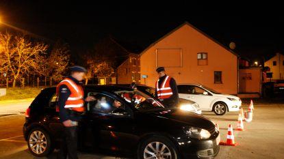 Politie haalt wegpiraat van de baan