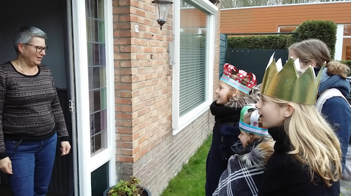 Driekoningen in Aardenburg. Foto ter illustratie.